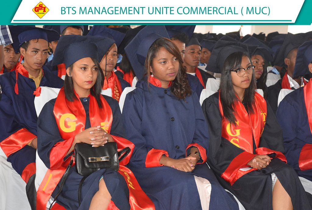 BTS MANAGEMENT UNITE COMMERCIAL ( MUC)