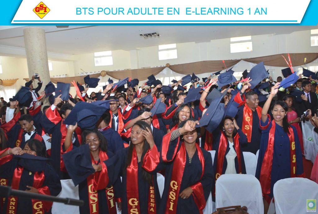 BTS POUR ADULTE EN E-LEARNING 1 AN